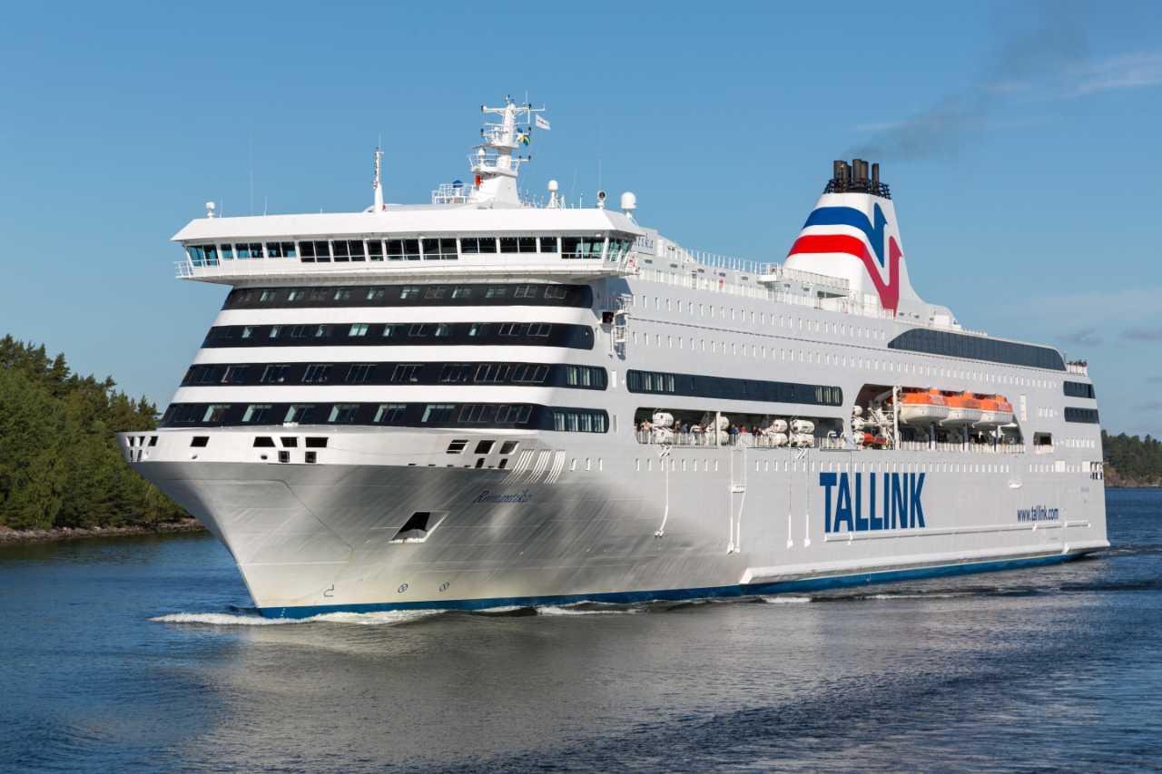 Tallink Silja 22h