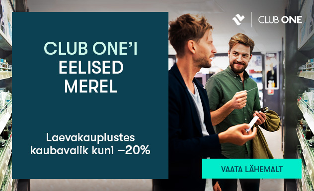 Club One'i eelised merel